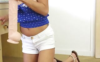 Michelle Martinez in Miniature Michelle Wants To Play - ExxxtraSmall